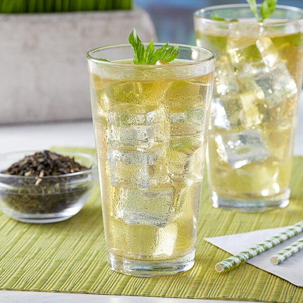 Bossen 10.5 oz. Premium Jasmine Green Loose Leaf Tea Main Image 2