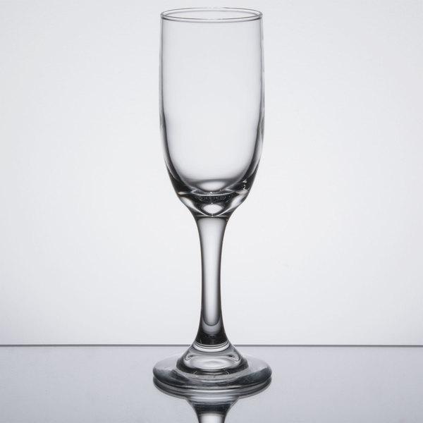Libbey 3795 Embassy 6 oz. Flute Glass - 12/Case