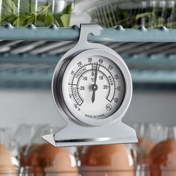 1x Hanging Fridge Refrigeration Temperature Refrigerator Freezer Thermometer Top