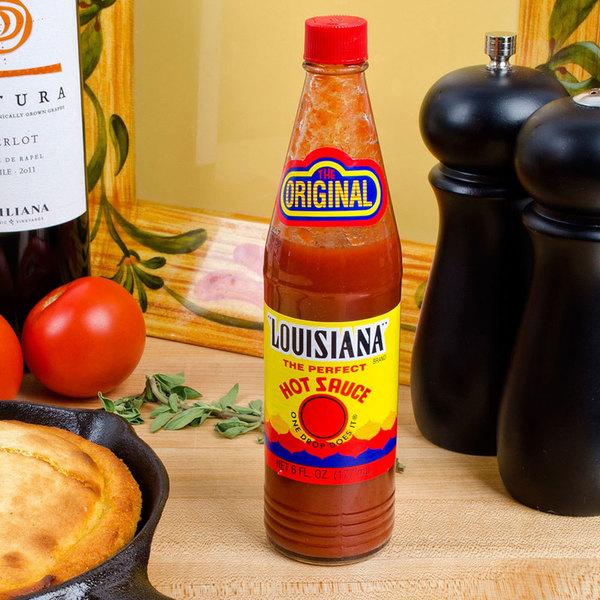 Louisiana 6 oz. Original Hot Sauce