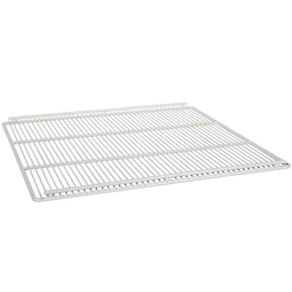 Beverage-Air 403-957D-01 White Epoxy Coated Wire Shelf for MMR44HC-WINE and MMRR72HC-WINE Single Section Main Image 1