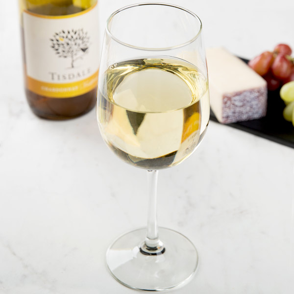 Libbey 7510 Vina 16 oz. Customizable Tall Wine Glass - 12/Case