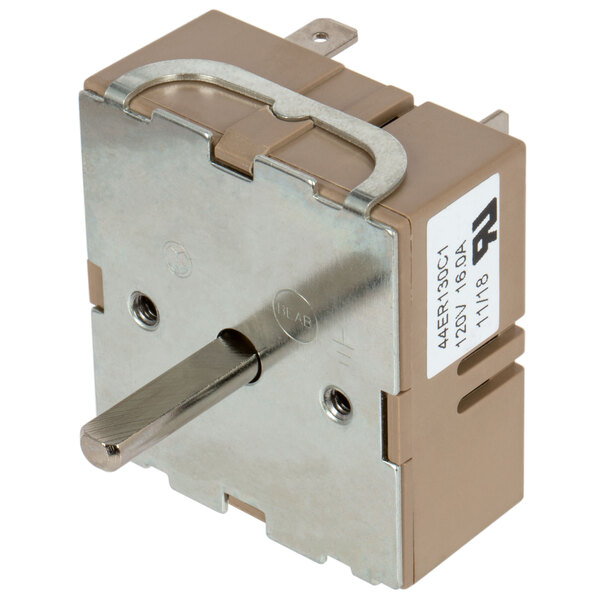 ServIt PSWTHERM Infinite Switch for Infinite Control Strip Warmers - 120V Main Image 1