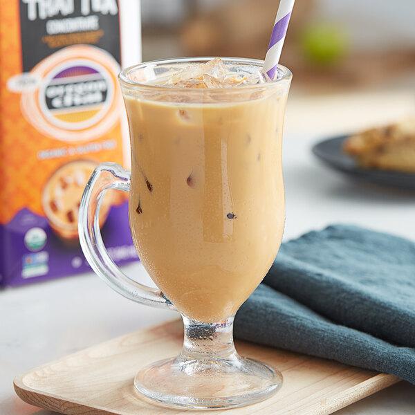 Oregon Chai 32 fl. oz. Organic Thai Tea Latte 1:1 Concentrate Main Image 3