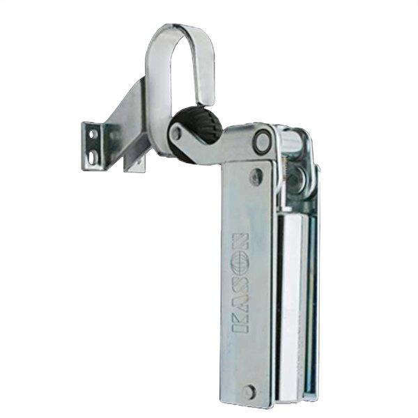 "Kason® 1092 Hydraulic Door Closer (Chrome, Flush - 3/4"") Main Image 1"