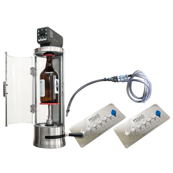 Pegas CrafTap 30012S Smart 12-Keg Connection Automatic Growler Filler Main Image 1