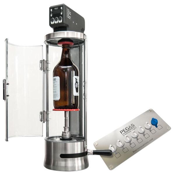 Pegas CrafTap 30006S Smart 6-Keg Connection Automatic Growler Filler Main Image 1