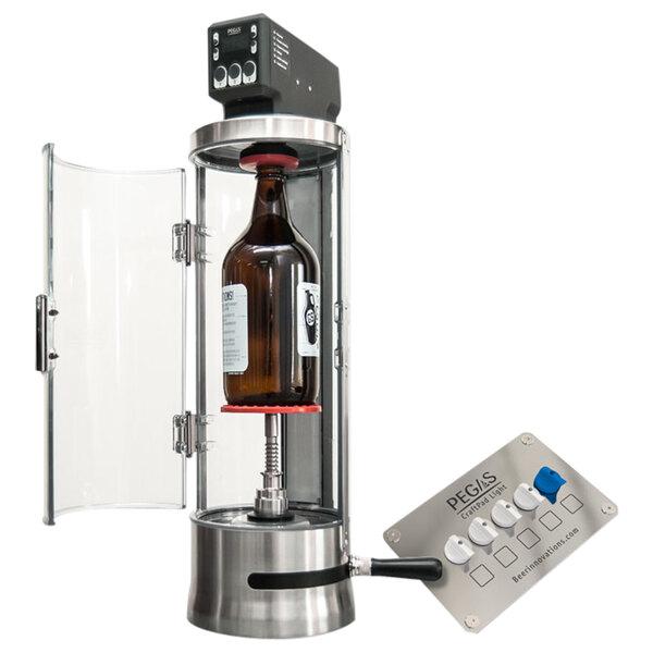 Pegas CrafTap 30004S Smart 4-Keg Connection Automatic Growler Filler Main Image 1