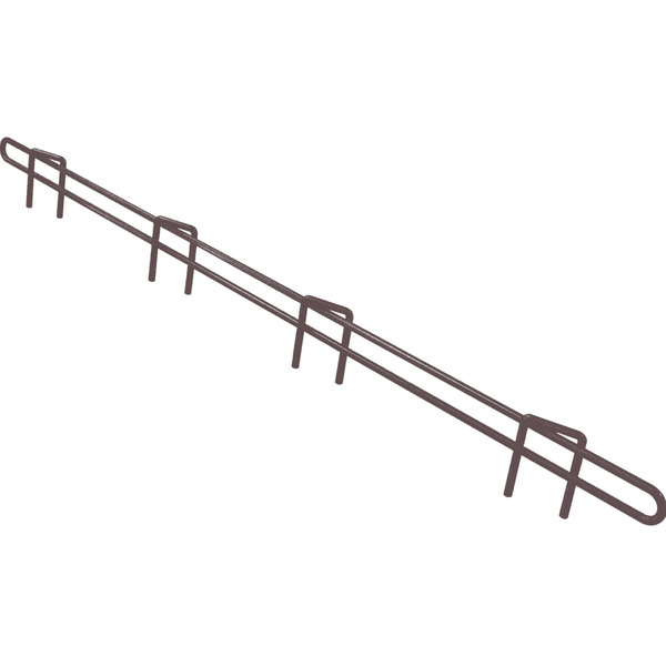"Metro L54N-1-DCH Super Erecta Copper Hammertone Ledge 54"" x 1"""