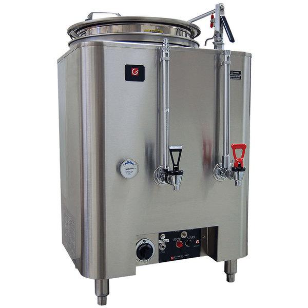 Grindmaster 8116(E) 6 Gallon Coffee Machine Urn - 120/208/240V
