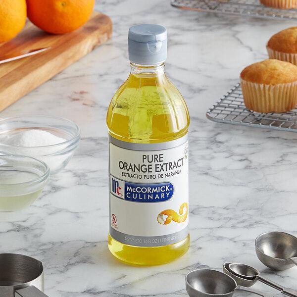 McCormick 16 oz. Pure Orange Extract Main Image 2
