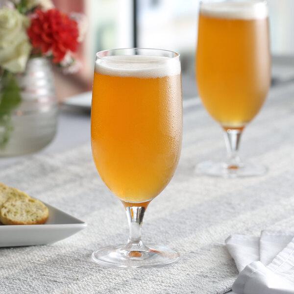 Nude 67006-024 Primeur 12.75 oz. Stemmed Beer Glass - 24/Case