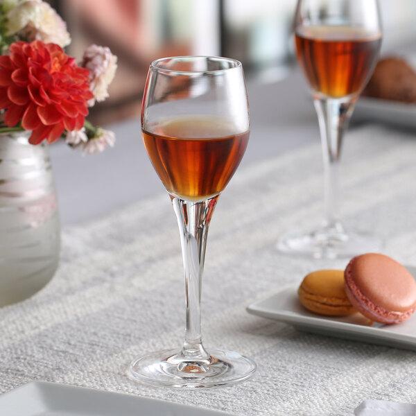 Nude 67047-024 Primeur 3.25 oz. Cordial Wine Glass - 24/Case Main Image 2