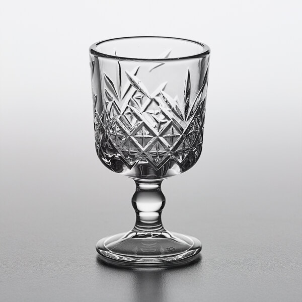Pasabahce 51718-024 Timeless 2 oz. Cordial Glass - 24/Case Main Image 1