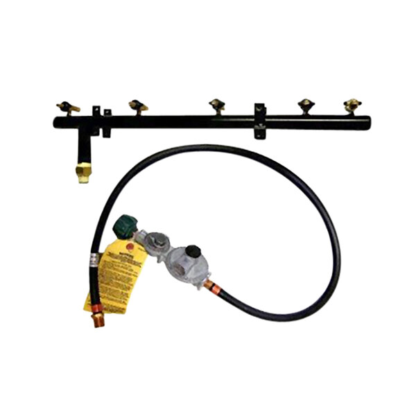 """Crown Verity ZCV-CK-30LP-2017 Natural Gas to Liquid Propane Conversion Kit for MCB-30 30"""" Grills Main Image 1"""