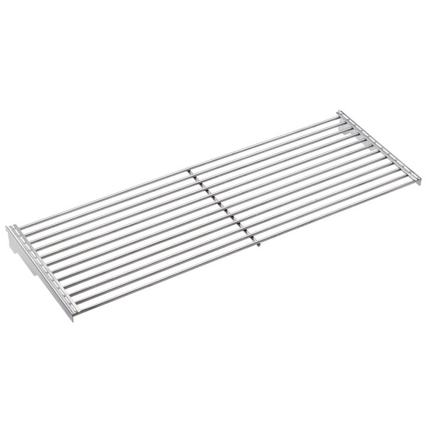 """Crown Verity CV-ABR-24 24"""" Stainless Steel Bun Rack for RD-24 Main Image 1"""