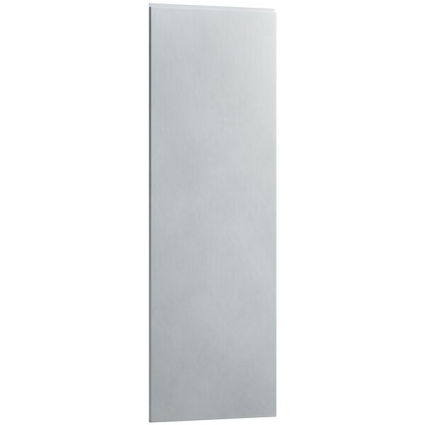 """Halifax 44"""" x 119"""" Stainless Steel Insulated Wall Panel Main Image 1"""