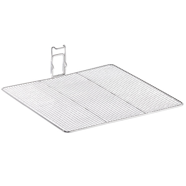 Carnival King DFCTRAYTR Replacement Mesh Tray for DFC1800 and DFC4400 Funnel Cake / Donut Fryers Main Image 1