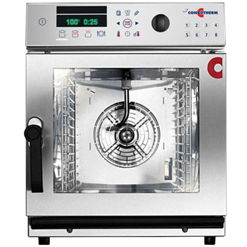 Convotherm OES-6.10 Mini Electric Boilerless Combi Oven Steamer - 208/240V, 3 Phase Main Image 1