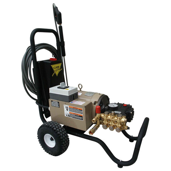 Cam Spray 3000XAR X Series Portable Electric Cold Water Pressure Washer with 50' Hose - 3000 PSI; 4 GPM Main Image 1