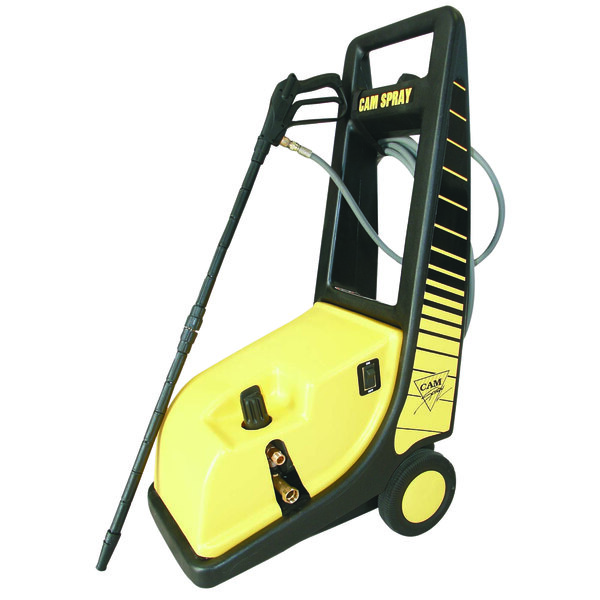 Cam Spray 1500AX Deluxe Portable Electric Cold Water Pressure Washer with 50' Hose - 1450 PSI; 2 GPM Main Image 1