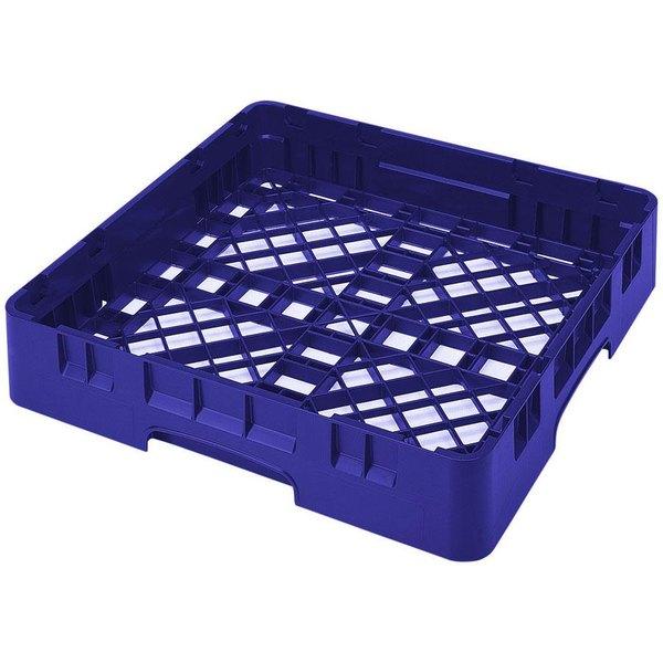 Cambro BR258168 Blue Camrack Full Size Open Base Rack Main Image 1