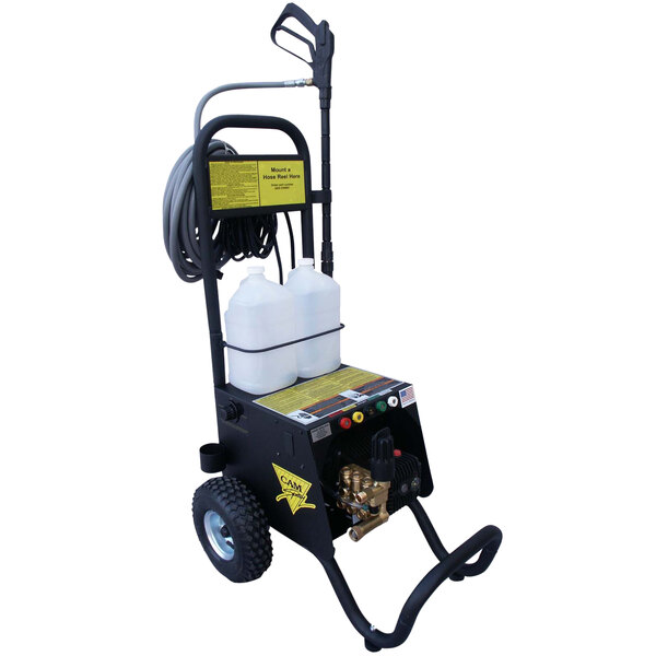 Cam Spray 1500AMX MX Series Portable Electric Cold Water Pressure Washer with 50' Hose - 1450 PSI; 2 GPM Main Image 1