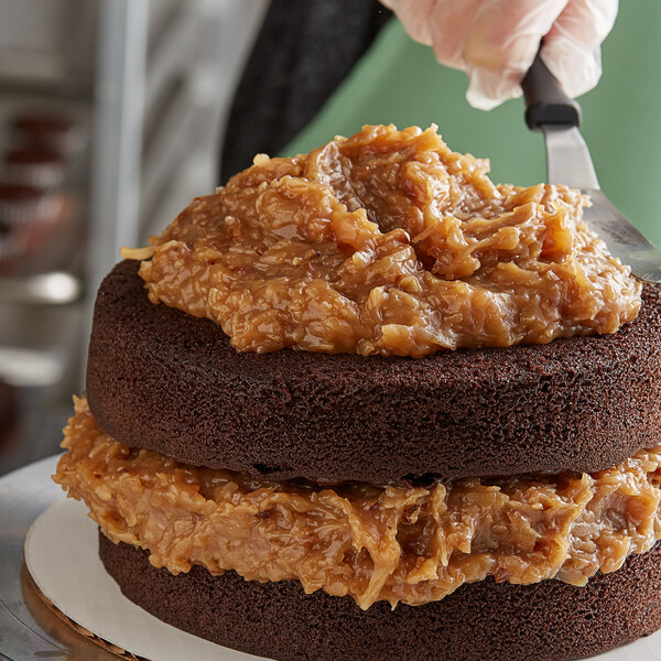 Rich's Allen 18 lb. German Chocolate Cake Icing Main Image 2