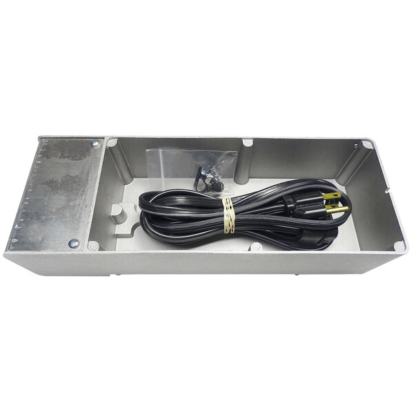 Continental Refrigerator 50207 Drain Pan with Condensate Vaporizer Main Image 1