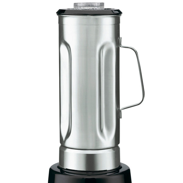 Waring CAC31 Replacement 64 oz. Stainless Steel Blender Container with Blade and Lid