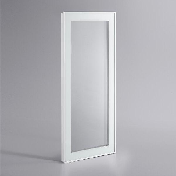Avantco 19355603 White Replacement Door for GD4C-15-HC Main Image 1