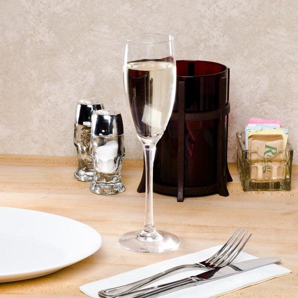 Chef & Sommelier 48024 Cabernet 6 oz. Flute Glass by Arc Cardinal - 24/Case Main Image 2