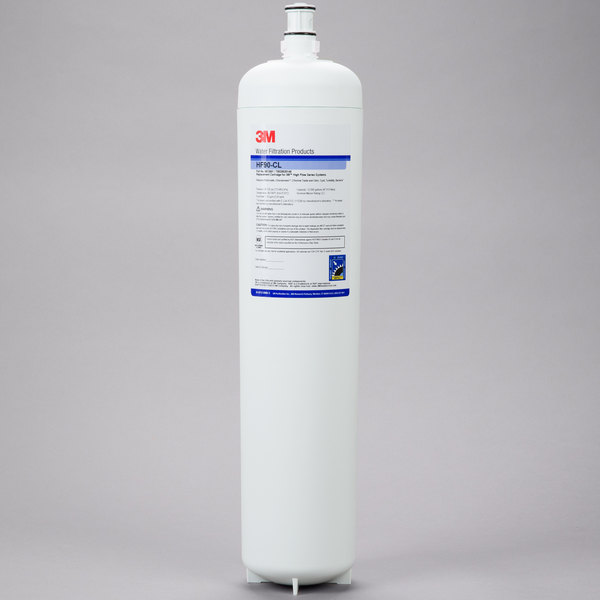3M Cuno HF90-CL Replacement Cartridge for DF290-CL Water Filtration System - 0.2 Micron and 1.33 GPM