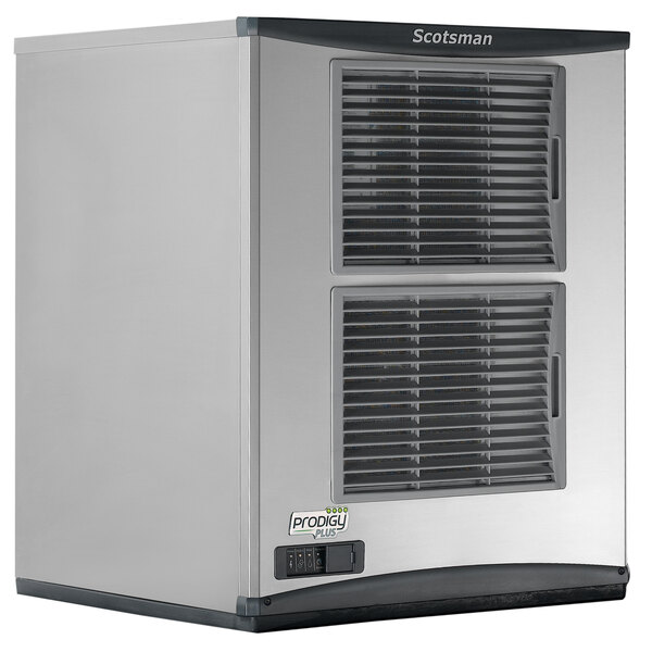 """Scotsman NH0922A-1 Prodigy Plus Series 22"""" Air Cooled Hard Nugget Ice Machine - 952 lb. Main Image 1"""