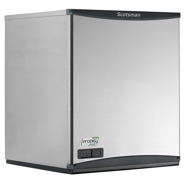"Scotsman NH0922W-32 Prodigy Plus Series 22"" Water Cooled Hard Nugget Ice Machine - 908 lb. Main Image 1"