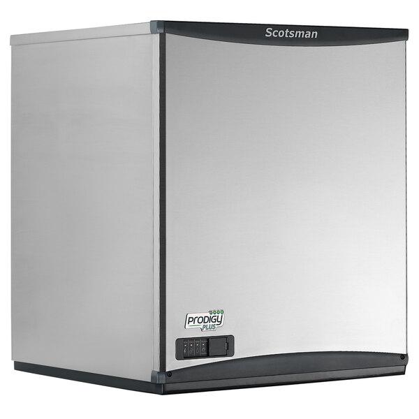 "Scotsman NH0922R-32 Prodigy Plus Series 22"" Remote Condenser Hard Nugget Ice Machine - 896 lb. Main Image 1"