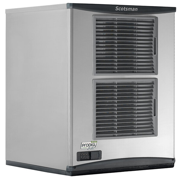 """Scotsman NH1322A-32 Prodigy Plus Series 22"""" Air Cooled Hard Nugget Ice Machine - 1186 lb. Main Image 1"""