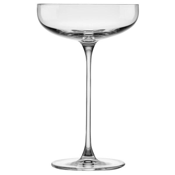 Nude 67286-024 Savage 5.75 oz. Coupetini Glass - 24/Case