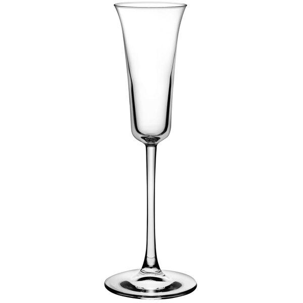 Nude 66111-024 Vintage 3.75 oz. Spirits Glass - 24/Case Main Image 1