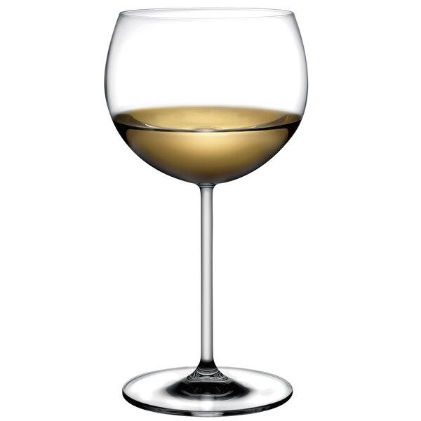 Nude 66124-024 Vintage 18.5 oz. Bourgogne Blanc Wine Glass - 24/Case Main Image 1