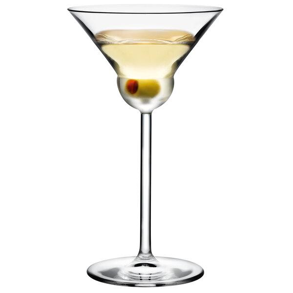 Nude 67012-016 Vintage 6.5 oz. Fusion Martini Glass - 16/Case Main Image 1