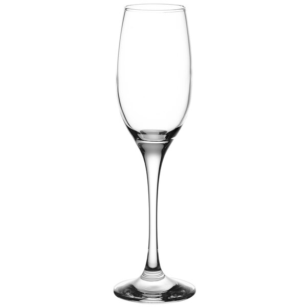 Pasabahce 440041-048 Maldive 6 oz. Champagne Flute - 48/Case Main Image 1