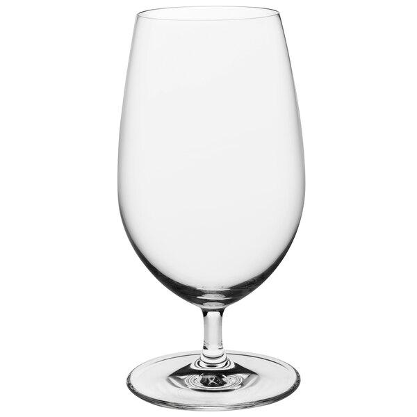 Nude 66121-024 Vintage 13.75 oz. Stemmed Beer Glass - 24/Case Main Image 1
