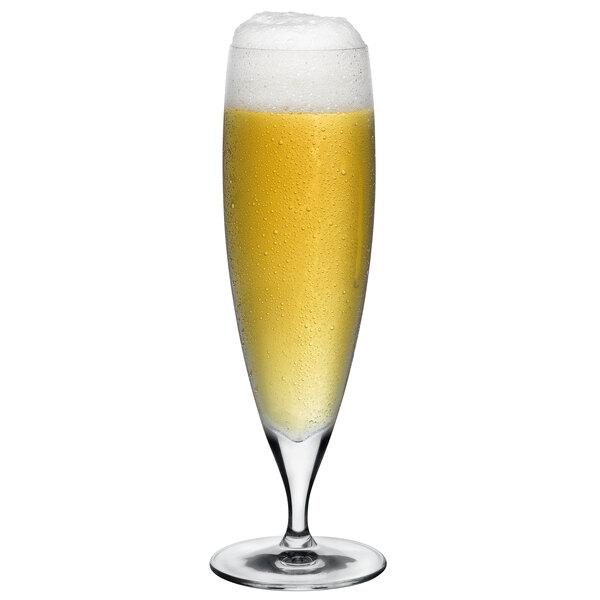 Nude 66119-024 Vintage 13 oz. Pilsner Beer Glass - 24/Case Main Image 1