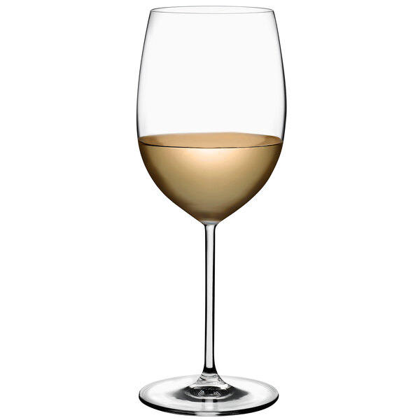 Nude 66122-024 Vintage 12.5 oz. White Wine Glass - 24/Case Main Image 1