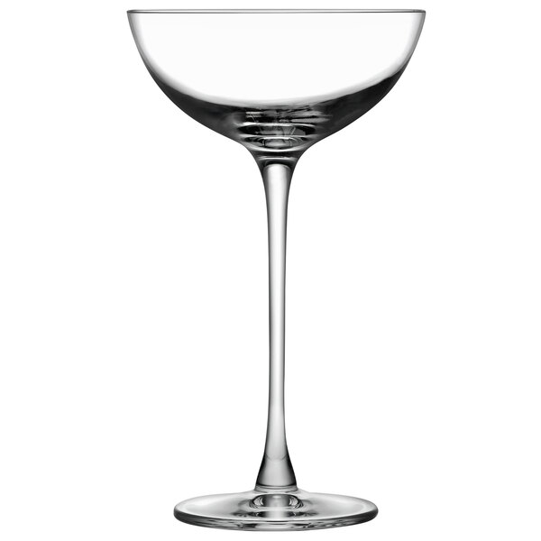 Nude 67104-012 Hepburn 6.5 oz. Coupe Glass - 12/Pack