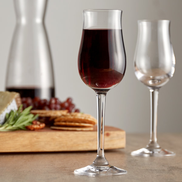 Stolzle 2050030T Assorted Specialty 3.75 oz. Port Wine Glass - 6/Pack Main Image 2