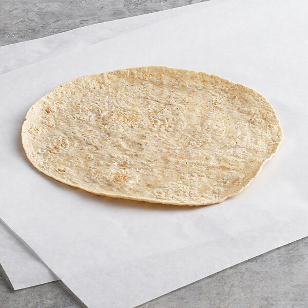 """Father Sam's Bakery 8-Count 8"""" Low Carb Wheat Tortilla - 18/Case Main Image 1"""