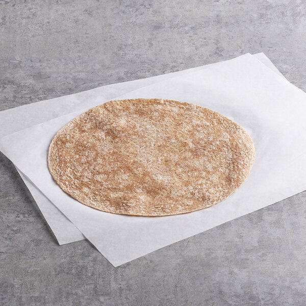 "Father Sam's Bakery 12-Count 10"" Brown Sugar Maple Tortilla - 12/Case Main Image 1"