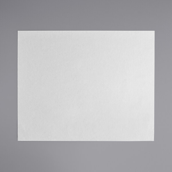 """24"""" x 30"""" Paper Filter for Keating LB165 and LB200 Fryers - 100/Box Main Image 1"""